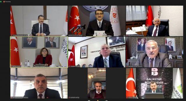 """Denizli Büyükşehir Başkanı: """"Türkiye yerli ve milli enerjide çok yol kat etti"""""""