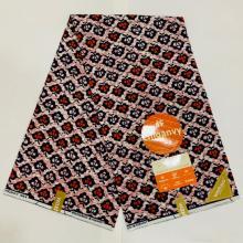 Chiganvy Ankara Atampa Fabric 6yards 100%Cotton