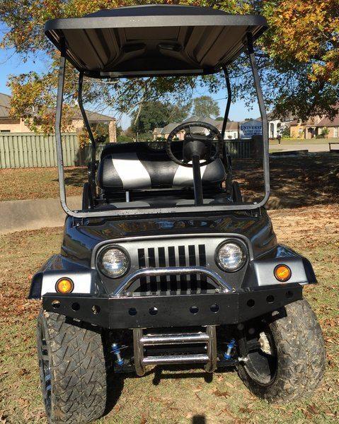 Golf Cart Body Kits Jeep : Jeep: