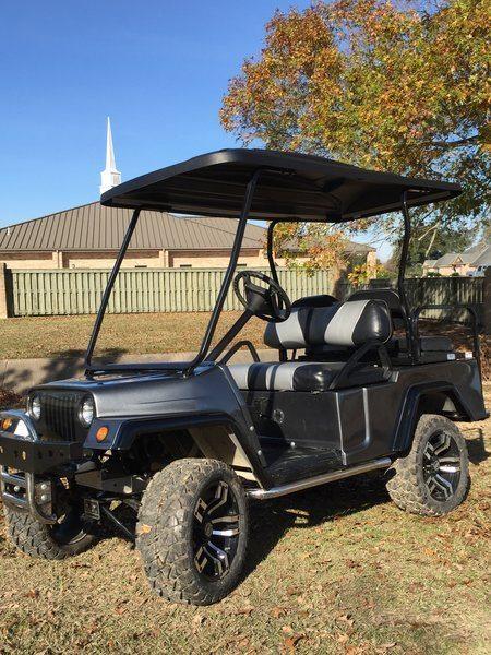 Golf Cart Body Kits Jeep : Mudbug, Carts
