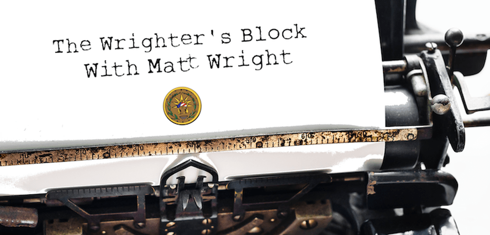 The Wrighter's Block