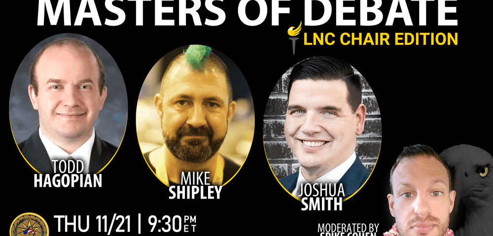 When you play the Game Of Chairs, you either win... ...or you run again in 2 years. We watched an epic battle of wits in our newest installment of Masters Of Debate! HAGOPIAN. SHIPLEY. SMITH. Who will emerge the victor? Only you can decide!