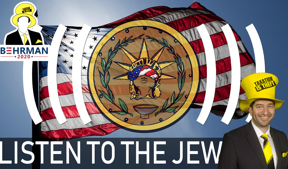 SPIKE IS BACK, and boy does he have a Jew-heavy episode for you! Dan Behrman is an international speaker, a software engineer and Presidential candidate running for the Libertarian Party nomination. He's coming on to tell us that taxation is, indeed, theft, how he's set himself free, and how you can do the same.