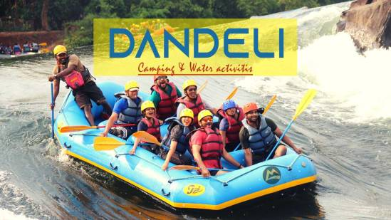 Dandeli Water Adventures with Jungle Camping | Hyderabad