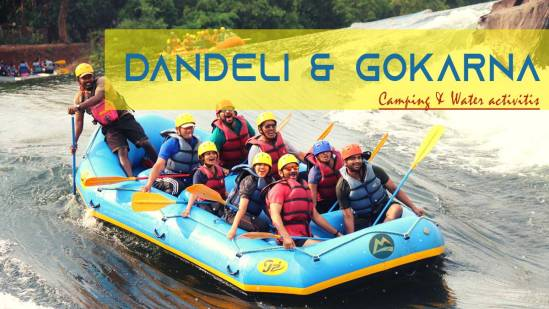 New Year Trip Dandeli Water Adventures & Gokarna Beaches