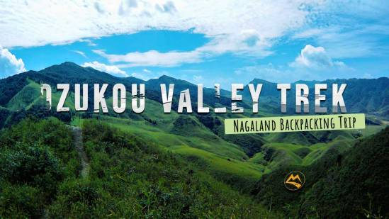 Dzukou valley Trek Nagaland