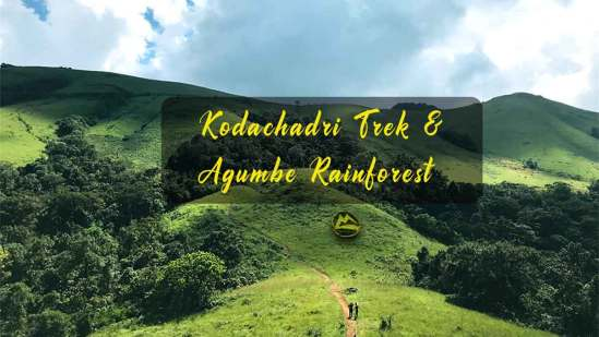 Kodachadri Trek from Hyderabad