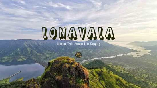 Lonavala Trip from Hyderabad Lohagad Trek Pawana Lake Camping Image Muddie Trails