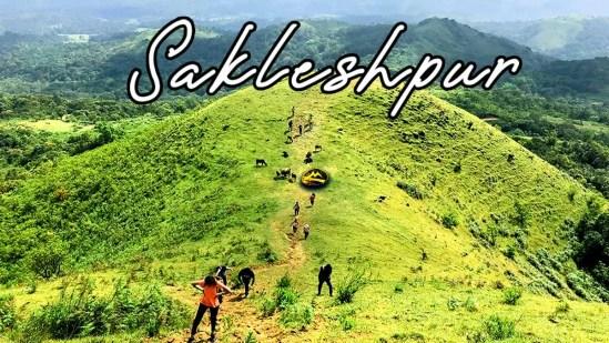 Sakleshpur Trip & Camping