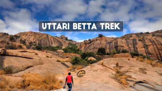 Uttari Betta Trek Image