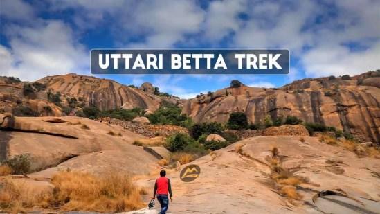 Uttari Betta Trek Image