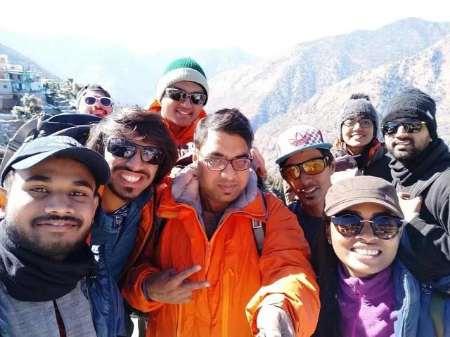 Brahmatal Trek Himalayas