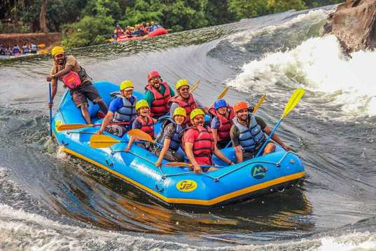 Dandeli White Water Rafting