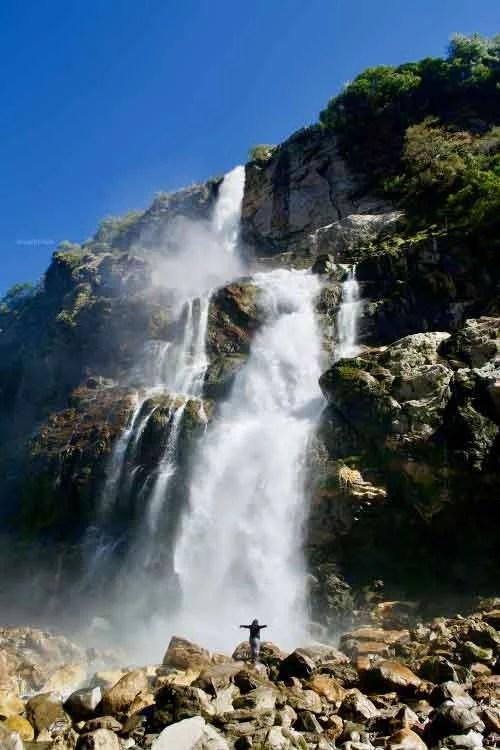 Nuranang Waterfalls Tawang