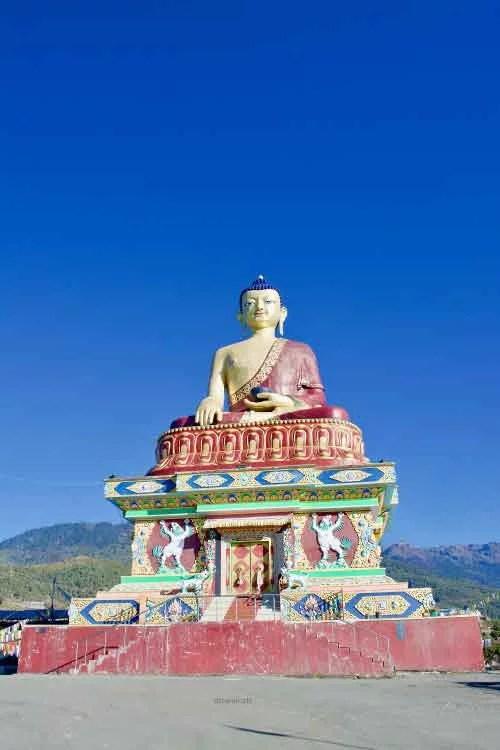 Buddha Park, Tawang