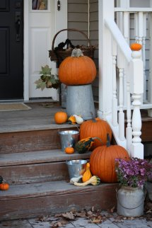 5 Easy Fall Decorating Ideas Home. Muddle