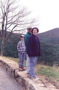 Skyline Drive, Virginia 1997