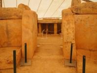 Mnajdra Muddy Archaeologist Gillian Hovell