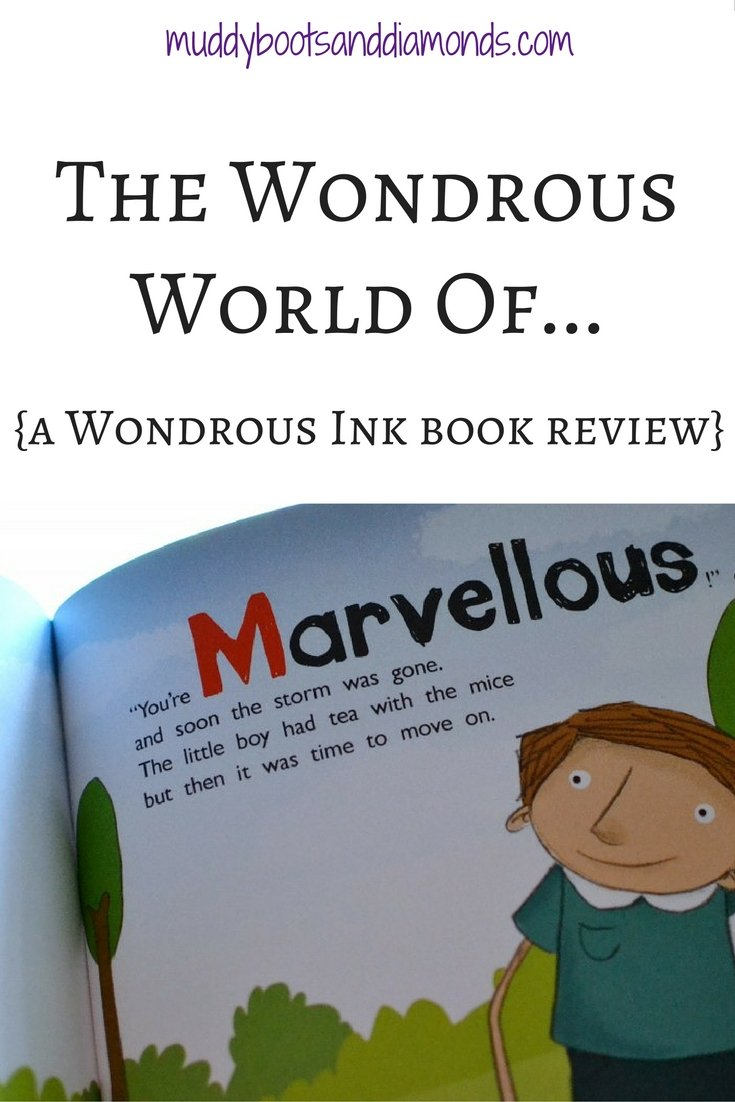 "Looking for a unique children's gift? Check out the ""Wondrous World Of"" books by Wondrous Ink. Personalize it with your child's name and find out what amazing adventure they'll have! 