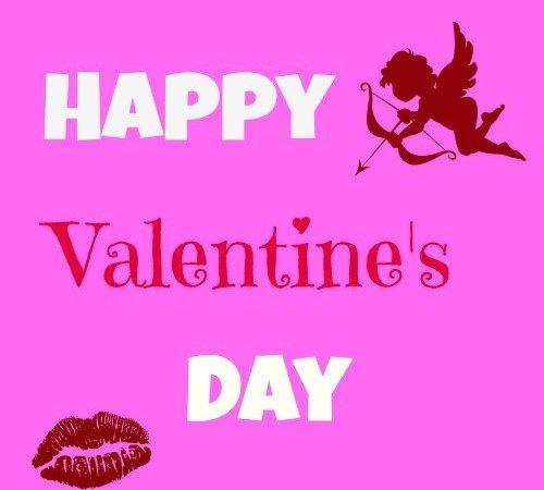 Happy Valentines Day graphic