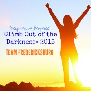 Team Fredericksburg Climb Out of the Darkness