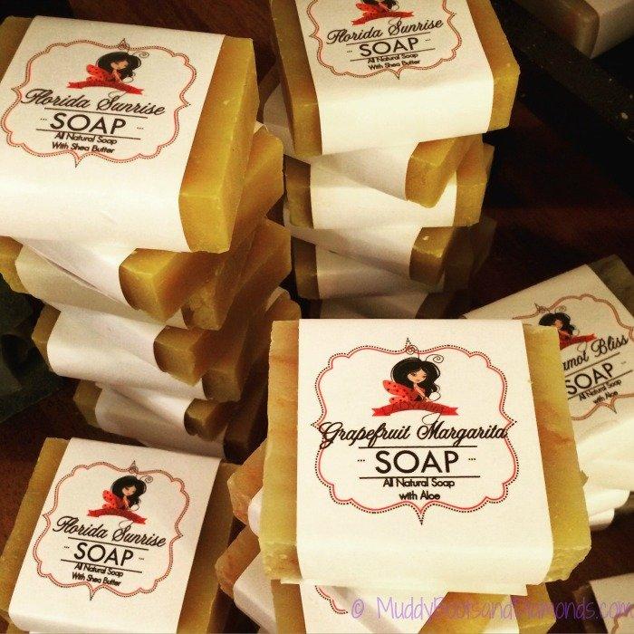 Homemade Soap LadyBurg