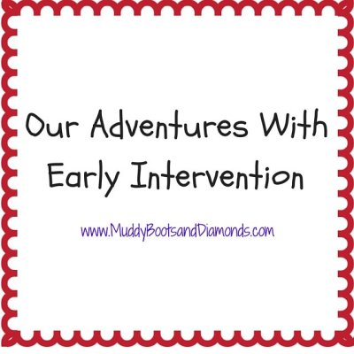 Early Intervention via www.muddybootsanddiamonds.com