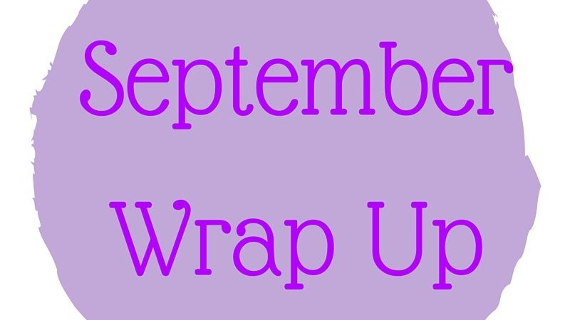 September Wrap Up via Muddy Boots and Diamonds