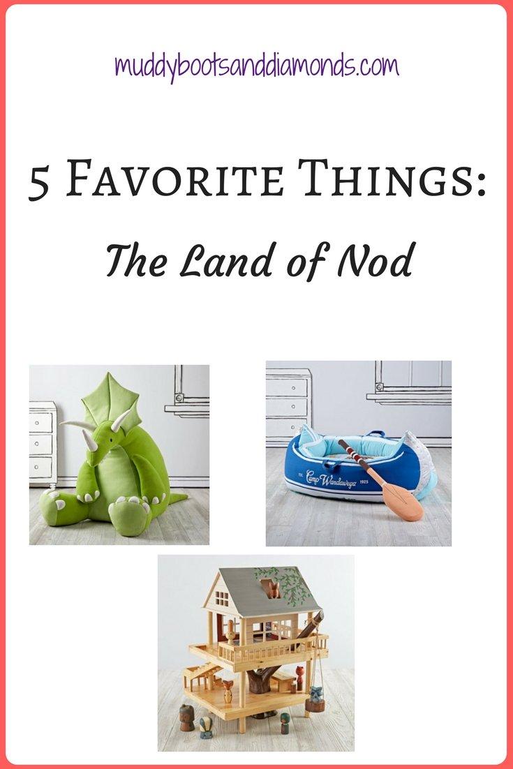 Land Of Nod Bedroom Furniture