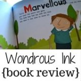 Wondrous Ink Book Review