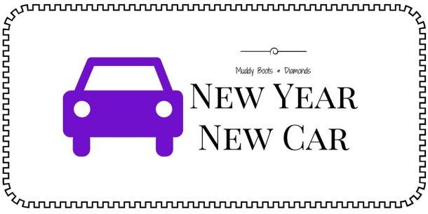 New Year New Car via Muddybootsanddiamonds.com