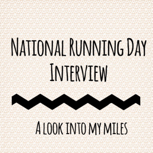 Global Running Day Interview