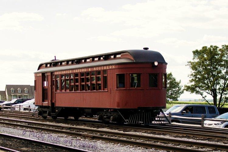 Day Out with Thomas 2016 at the Strasburg Railroad via muddybootsanddiamonds.com
