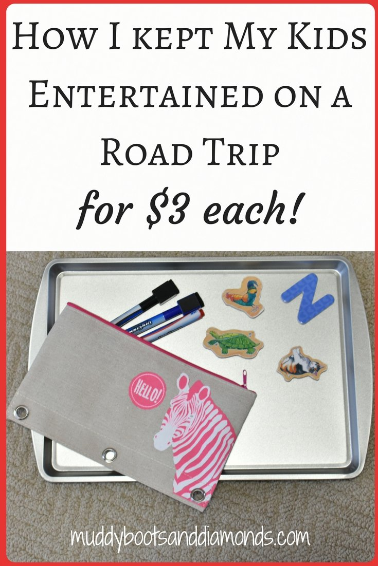 Road Trip Entertainment for Kids via muddybootsanddiamonds.com