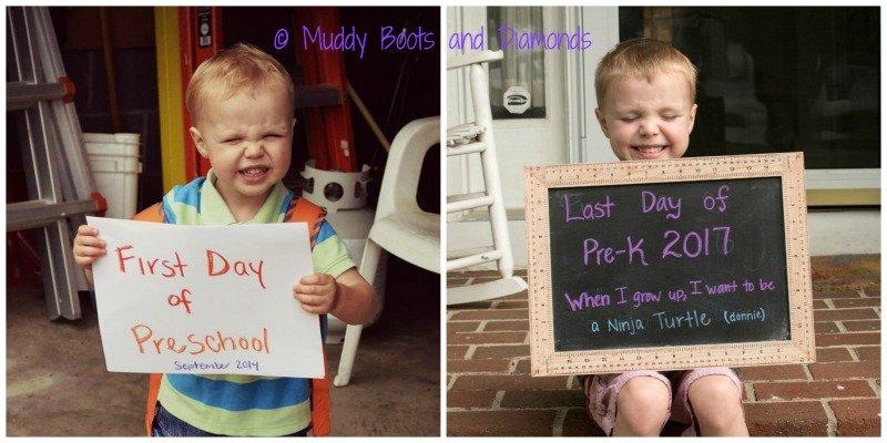 preschool graduation via muddybootsanddiamonds.com