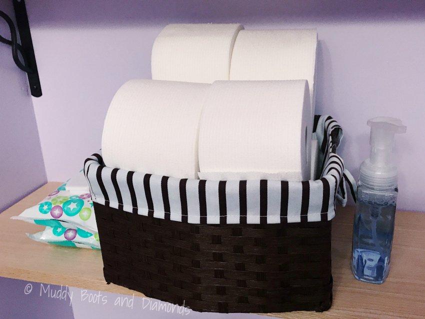 Cottonelle Mega Rolls toilet paper via muddybootsanddiamonds.com