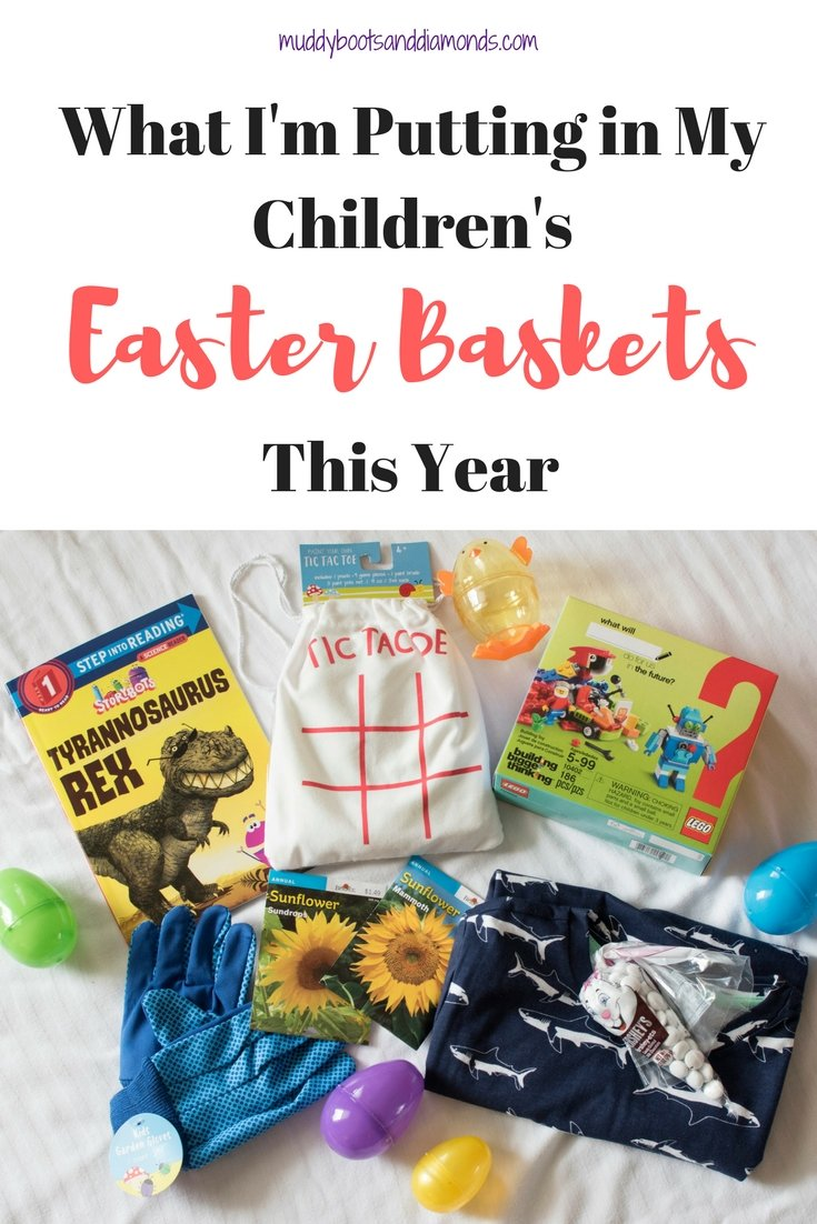 Candy free easter basket ideas for kids via muddybootsanddiamonds candy free easter basket ideas for kids via muddybootsanddiamonds negle Image collections