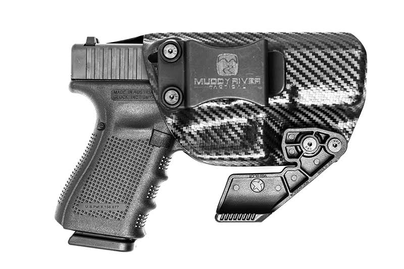 IWB Kydex Holster with Claw - Ultimate concealed carry setup!