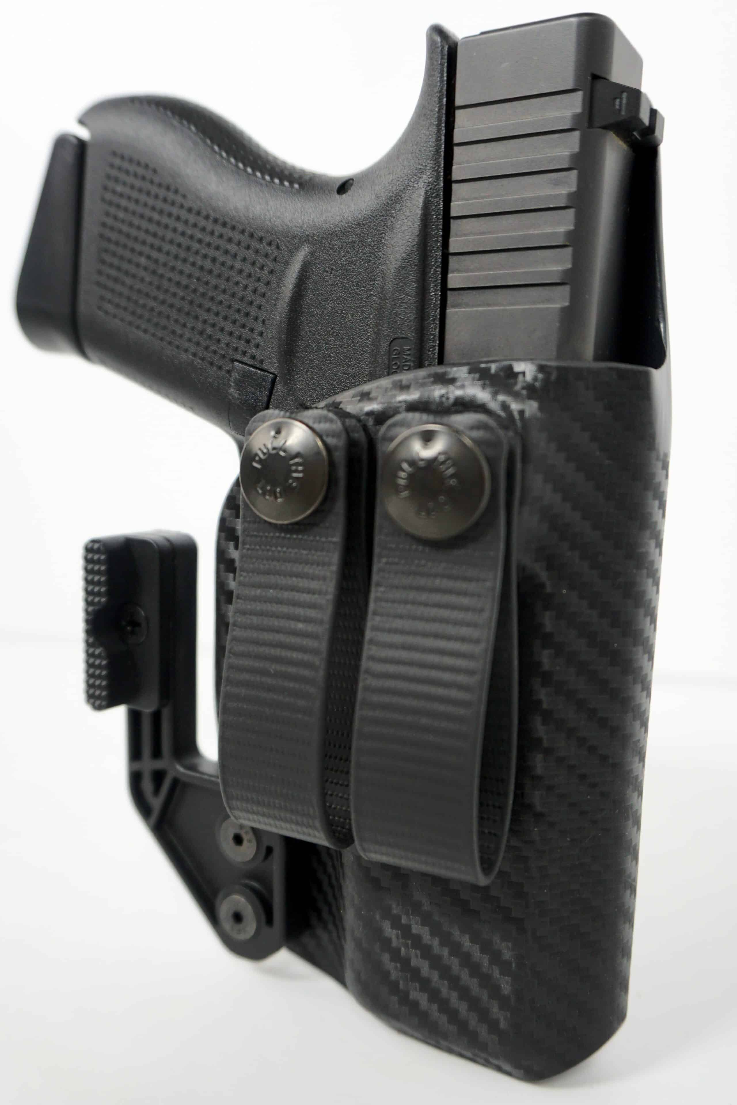 Soft Loops for IWB Kydex Holsters - Muddy River Tactical