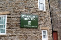 The Weardale Museum. Well worth a visit, but check their opening times