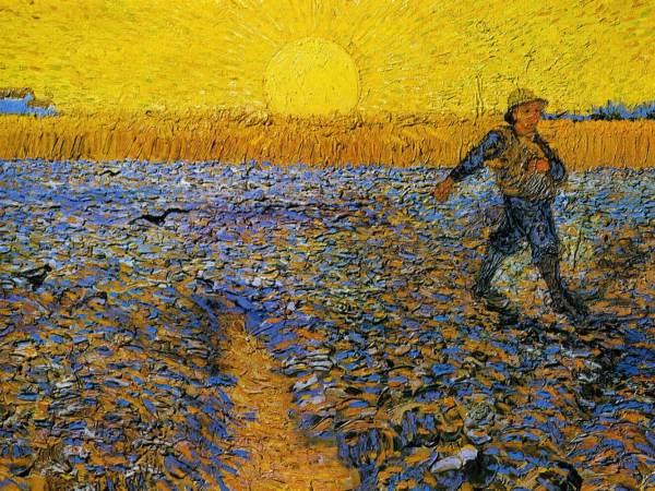 Como ser criativo: Van Gogh