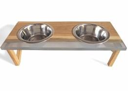 MUDESO Design Napfständer Hundebar