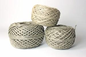Natural Hemp Yarn | MudHollow.com