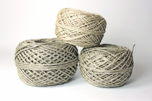 Natural Hemp Yarn | MudHollow.com