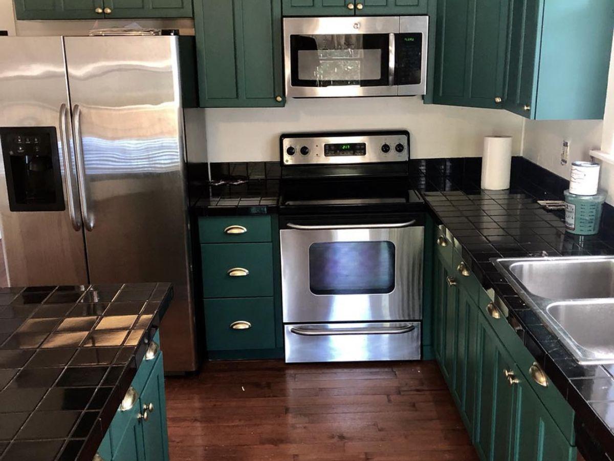 Kitchen Cabinets Mudpaint Vintage Furniture Paint