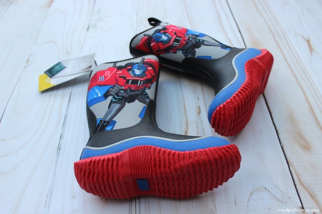 Review of Transformer Muck Boots