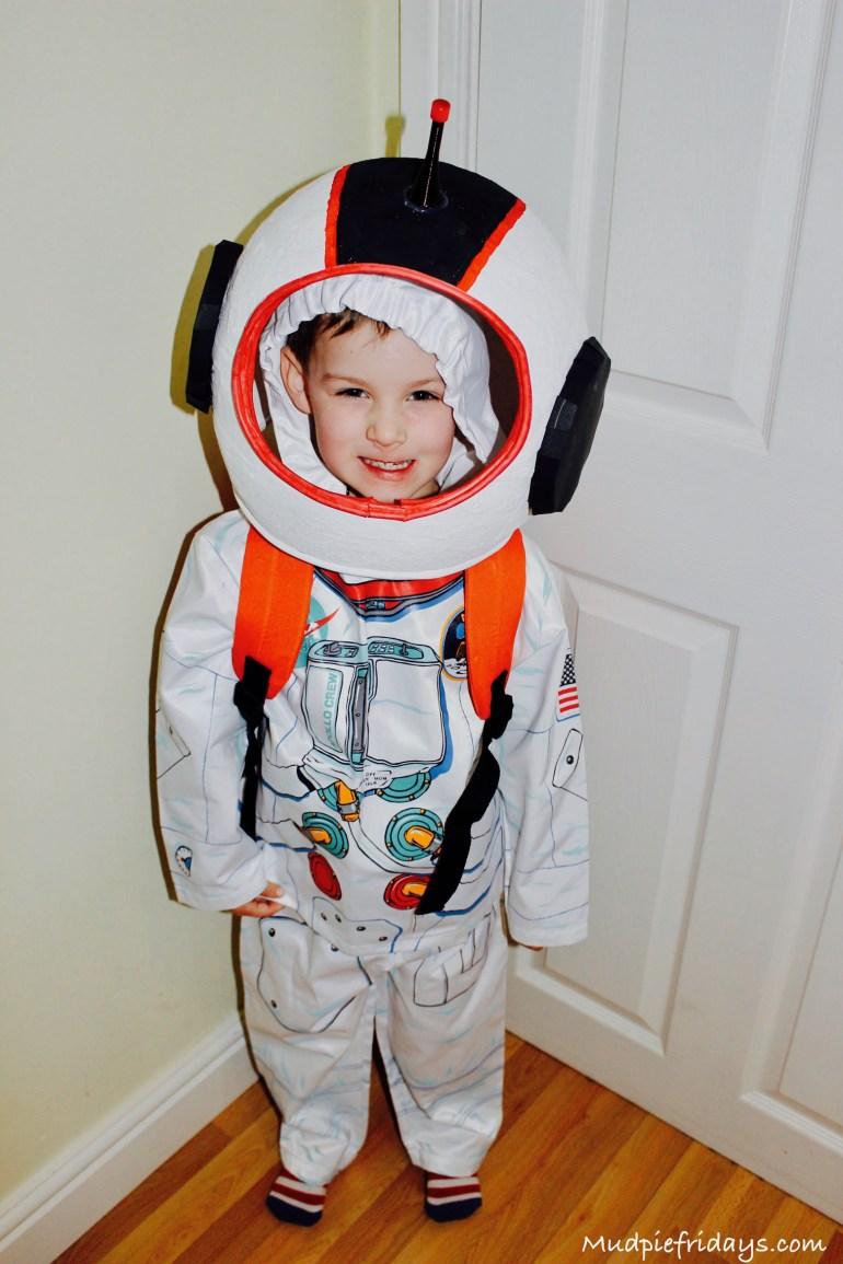 DIY Space Helmet