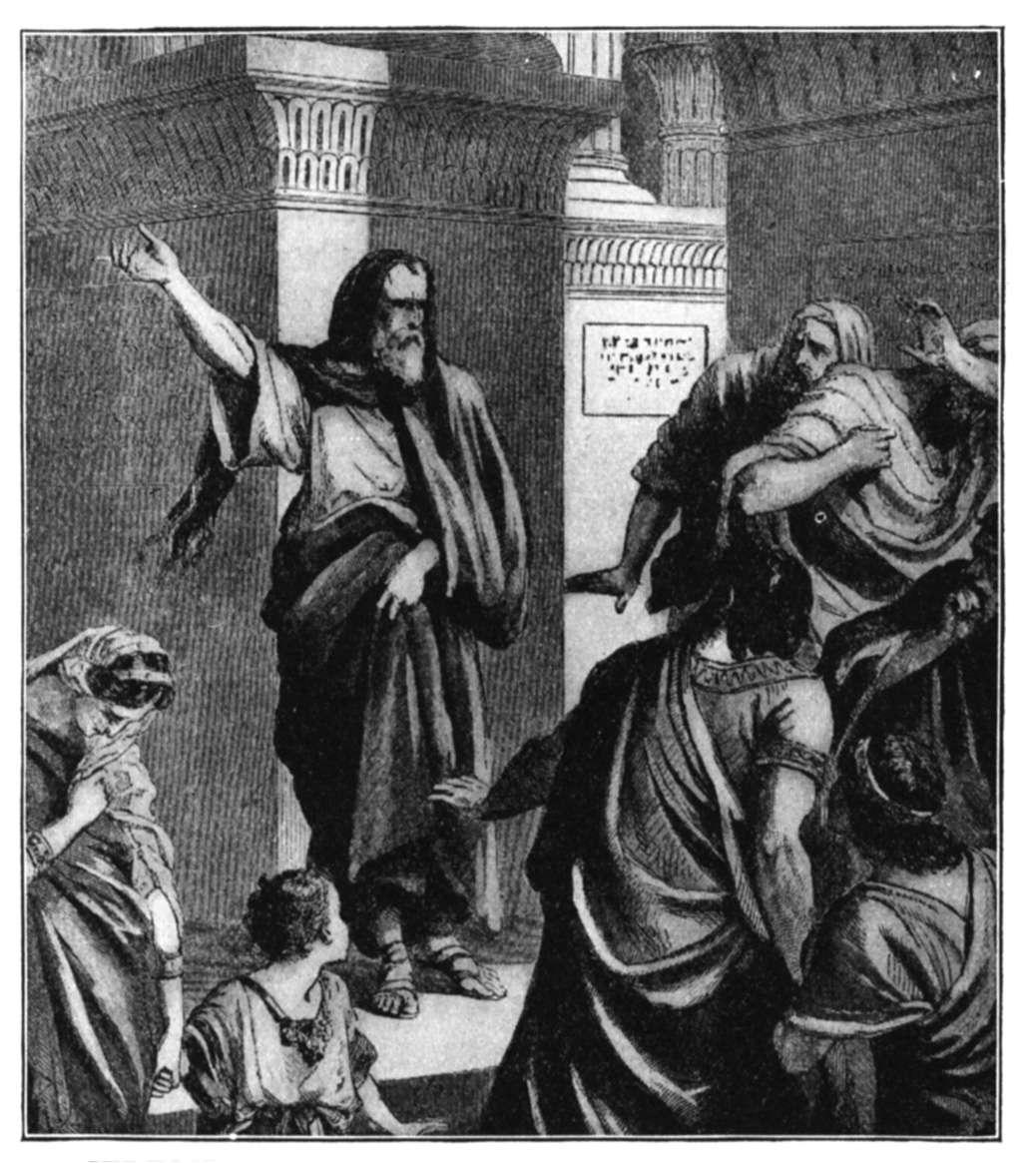 Jeremiah Exposes Pashur