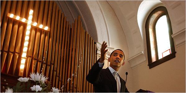 Obama and Spirituality