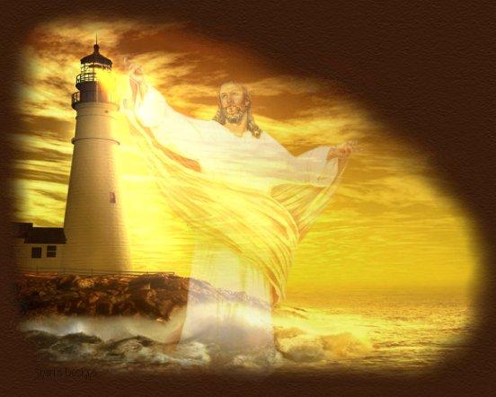 God will provide the Light